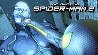 The Amazing Spider-Man 2 Gameplay German - Electro Boss Fight