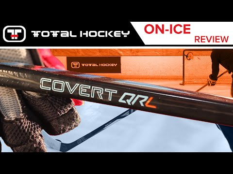Warrior Covert QRL Stick // On-Ice Review