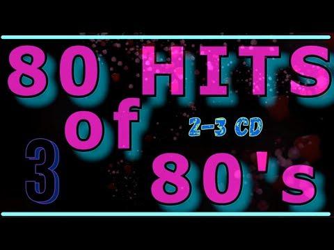 80 Hits of 80's - 3 (2-3CD)