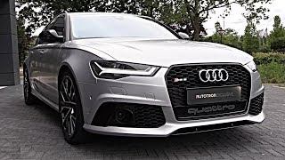 Audi RS6 Performance | FULL REVIEW Interior Exterior Infotainment