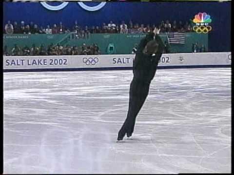 Todd Eldredge (USA) - 2002 Salt Lake City, Figure Skating, Men's Free Skate