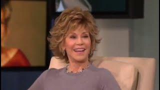 Jane Fonda on Oprah Winfrey 27.10.2010