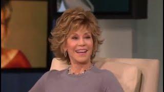 Jane Fonda on Oprah Winfrey 27.10.2010
