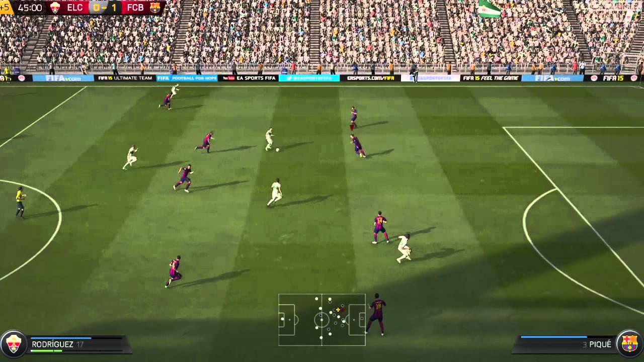 barcelona vs elche - photo #31