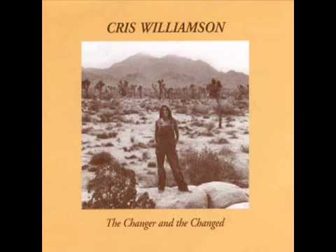 CRIS WILLIAMSON - WATERFALL LYRICS