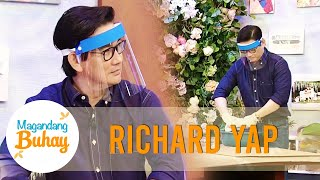 Richard used to buy and sell shirts from Divisoria | Magandang Buhay