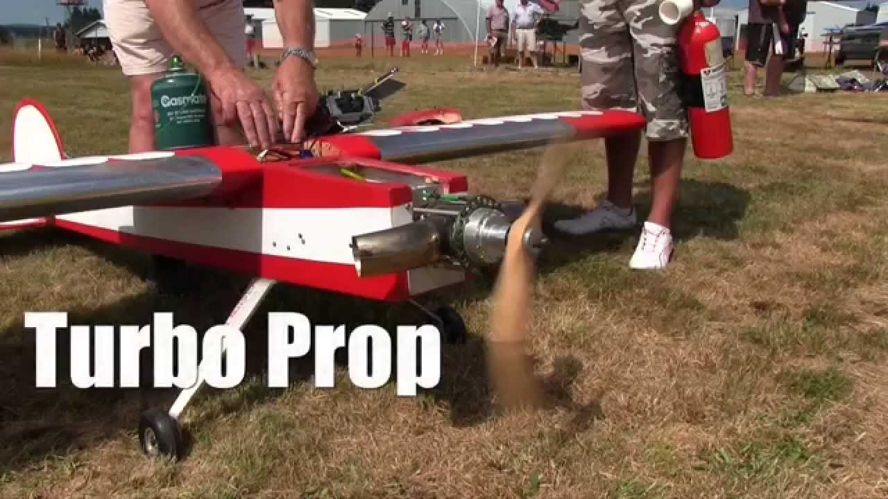 Turbo Prop Big Stick Jet Airplane Tokoroa Anzac Jet ...