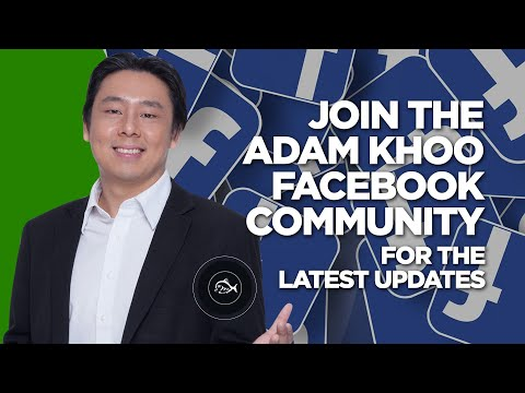 Join the Adam Khoo Facebook Community for  the Latest Updates