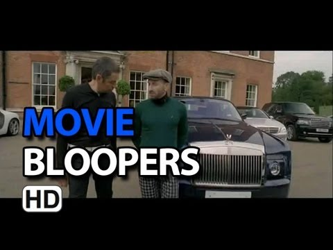 Johnny English Reborn 2011 Bloopers Outtakes Gag Reel