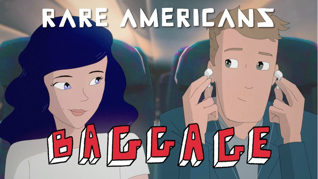 Download Rare Americans - Baggage (Official Music Video)