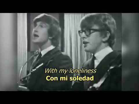 A World Without Love - Peter & Gordon (LYRICS/LETRA) [60s]
