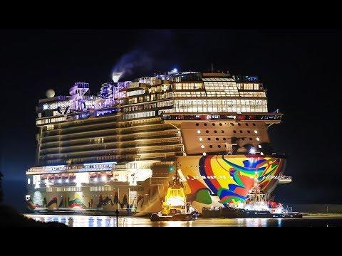 Norwegian Encore ship