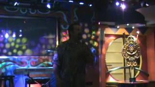 Mexican Rivierra Cruise Karaoke Feb 09- Sister Christian
