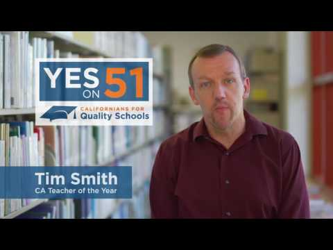 YesOn51 For Important School Upgrades