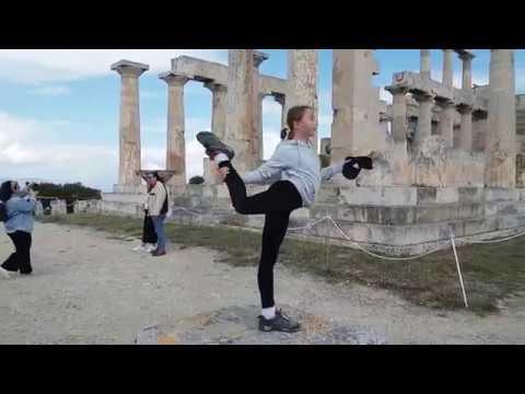 Aegina Island Greece | The Sanctuary Of Aphaia