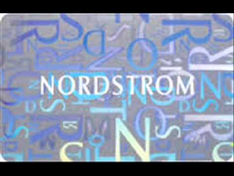 nordstrom gift card balance - YouTube