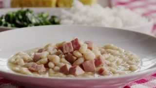 Ham Recipes - How To Make Ham And Beans