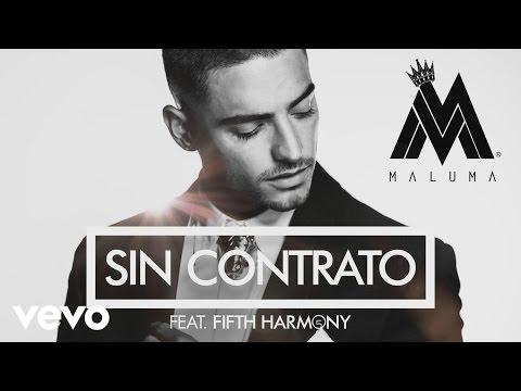 Maluma - Sin Contrato (Cover Audio) ft. Fifth Harmony