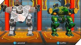 ТОТАЛЬНЫЙ НАГИБ. БРИЛЛИАНТОВАЯ ЛИГА - Игра War Robots. Игры для андроид. Битва роботов