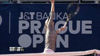 Marketa Vondrousova vs Samantha Stosur Prague