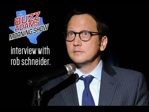 Rob Schneider Ends Interview When Questioned About Anti-Vaxxer Stance