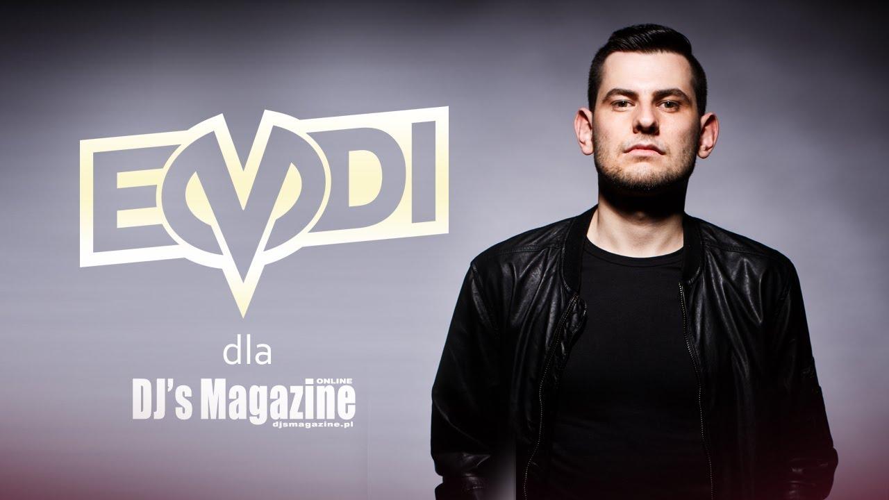 EMDI dla DJ's Magazine