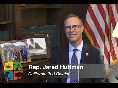 Congressman Jared Huffman (D-Calif.): Better Know a Member