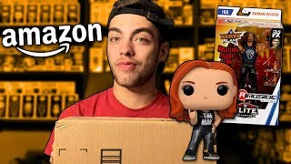 Becky Lynch Amazon Exclusive Funko Pop Unboxing + Haul!