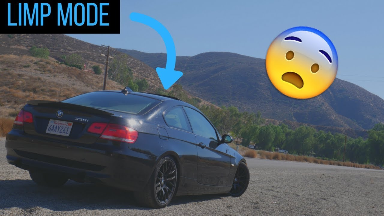 The MOST COMMON Cause Of BMW Limp Mode (E90,E92,F30)