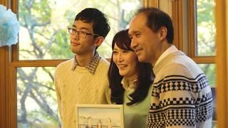 【メイキング】家族にありがとうを伝えようー「サプライズ」篇ー日本ジェネリック製薬協会
