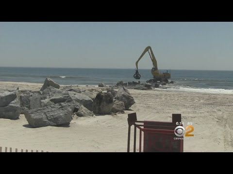 Long Beach Residents Raise Stink Over Smelly Jetty Project