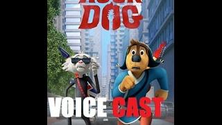 Rock Dog Official Voice Cast (2017) Luke Wilson, Eddie Izzard Animated Movie HD