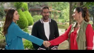 De De Pyar De Movie Comedy Scene | Ajay devgn Rakulpreet Tabu