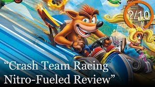 Crash Team Racing Nitro-Fueled Review [PS4, Switch, & Xbox One] (Video Game Video Review)