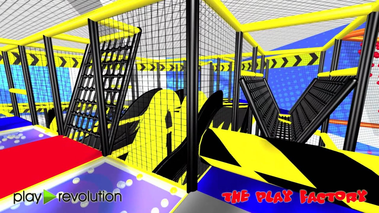 Play revolution indoor soft play system youtube for Soft revolution
