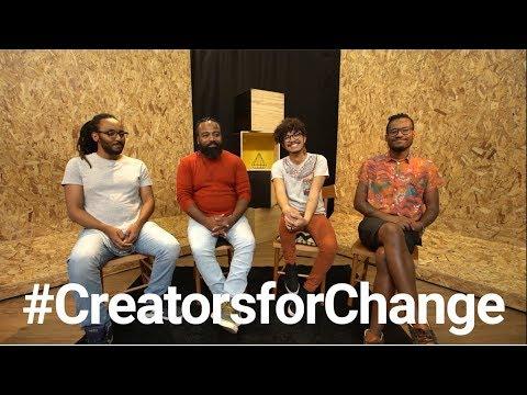 #HomemNegro 1: Onde estão os homens negros? | Creators For Change