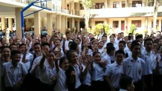 Memperingati Hari Guru Nasional - SMP Pax Christi Manado