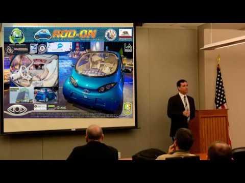 CESS Presentation -Castle Airport - Merced, California - Part1