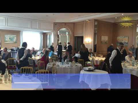 Riviera Radio Breakfast Tour Carlton Cannes