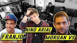 Nino Arial, Morgan VS, Franjo et Daiva Byrne - S12E07