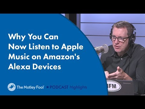 Why You Can Now Listen to Apple Music on Amazon's Alexa Devices Mp3