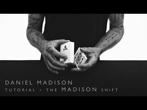 THE MADISON SHIFT - Sleight-of-Hand Tutorial...