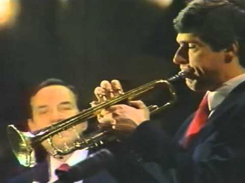 Peanuts Hucko + Randy Sandke 1987: Memories Of You + Avalon