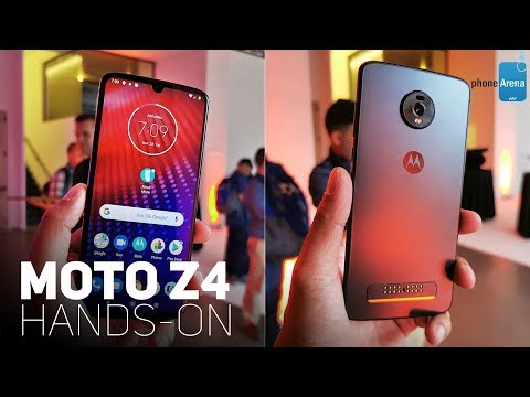 moto-z4-hands-on