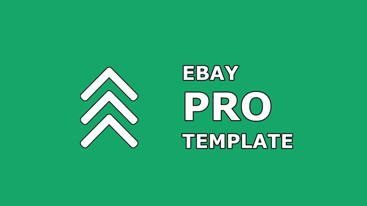 mobile friendly ebay listing html template designed for beginners without software youtube. Black Bedroom Furniture Sets. Home Design Ideas