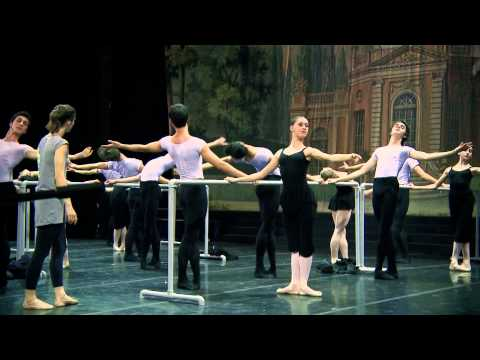 Principal Dancers of New York City Ballet Stars Master Class