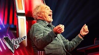 Sir Tom Jones' 'Cry To Me' | Blind Auditions | The Voice UK 2021