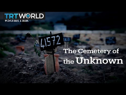 Strait Talk: Cemetery of the refugees in Izmir