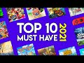 Gambar cover Top 10 Must Have Nintendo Switch Games! 2021 Guide