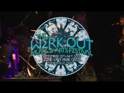 The Werk Out Music & Arts Festival 2013 Official Line up